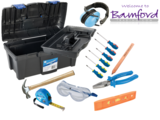 Silverline Kids First Toolkit Junior Toolkit - With Blue Ear Defenders
