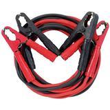 Draper 91883 Heavy Duty Booster Cables (16mm² x 3M) 12v/24v maximum 2.5L Petrol