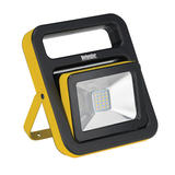 Defender E206010 Slimline LED Floodlight Rechargeable 20W 4000k Cool White