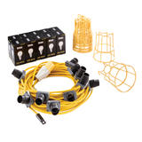 Defender E89811 LED Festoon Kit 22m 110V 100W
