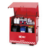 Van Vault Fire Store S10071 on Site Storage for Flammable Liquids