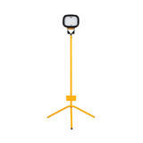 Defender E705633 LED6000S Single Head Floodlight With Fixed Leg Tripod 110V 42W