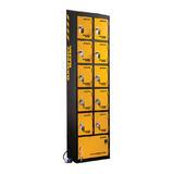 Defender E92000 11 Door Battery Bank