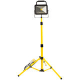 Draper 66054 COB LED Worklamp With Tripod 110V 50W