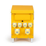 Defender ZE210022 10Kva Air Cooled Transformer 4x16A 2x32A Outlets 110V