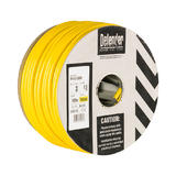 Defender E87235 100m 4.0mm 3 Core Yellow Cable 110V