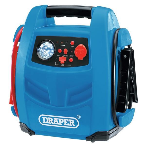 Draper 70553 12V Jump Starter Thumbnail 2