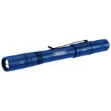 Draper 70428 1W Rechargeable Penlight With Adjustable Focus