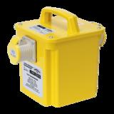 Sealey WST1500 Portable Transformer 1.5kva 2x16A Outlets 110V