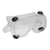 Sealey 201 Standard Goggles Indirect Vent Clear