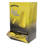 Sealey 403/250 Soft Ear Plugs Box of 250 Pairs