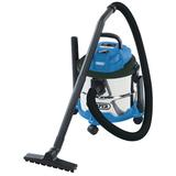 Draper 20515 20L Wet And Dry Vacuum Cleaner With Stainless Steel Tank 1250W 230V