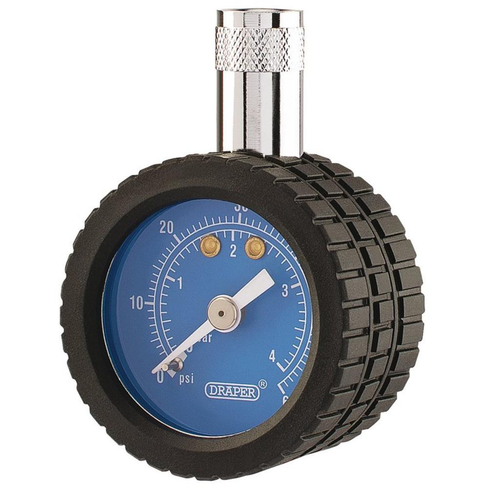 Draper 91364 Tyre Pressure Gauge