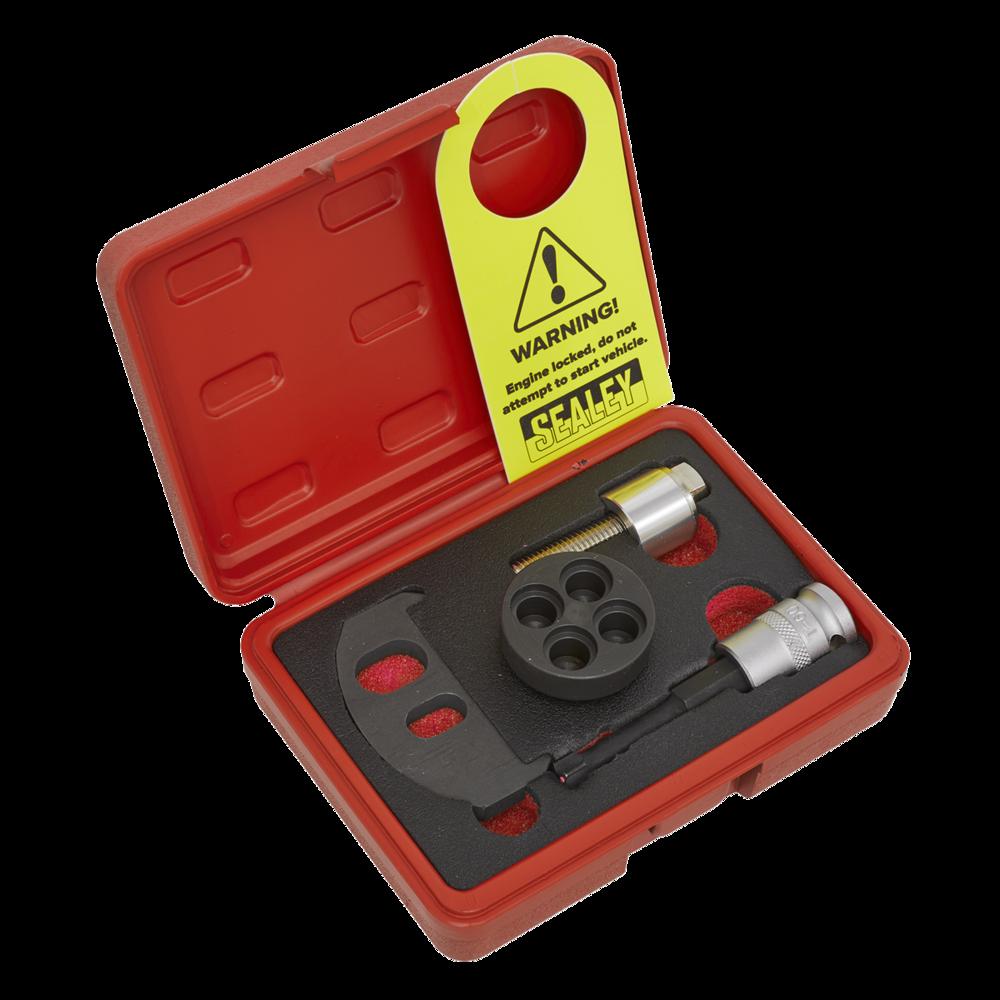 Sealey VSE2398 Crankshaft Turning/Holding Kit BMW Mini