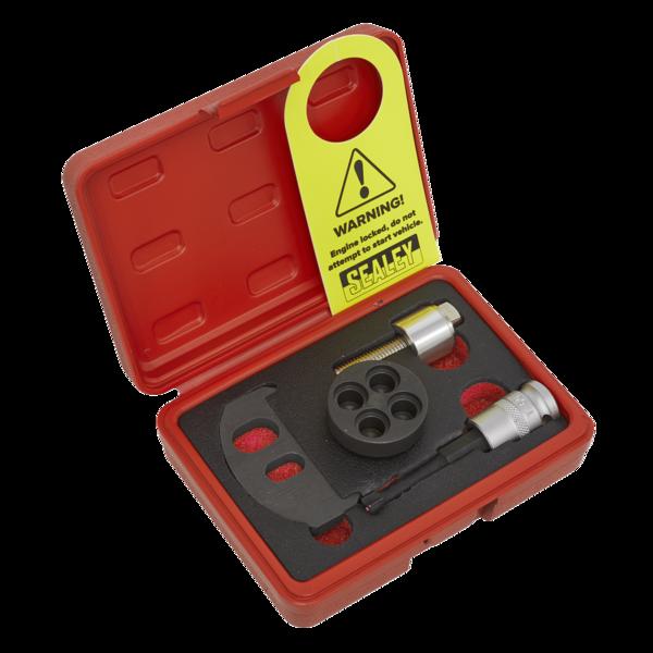 Sealey VSE2398 Crankshaft Turning/Holding Kit BMW Mini  Thumbnail 1