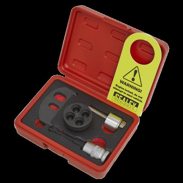 Sealey VSE2398 Crankshaft Turning/Holding Kit BMW Mini  Thumbnail 2
