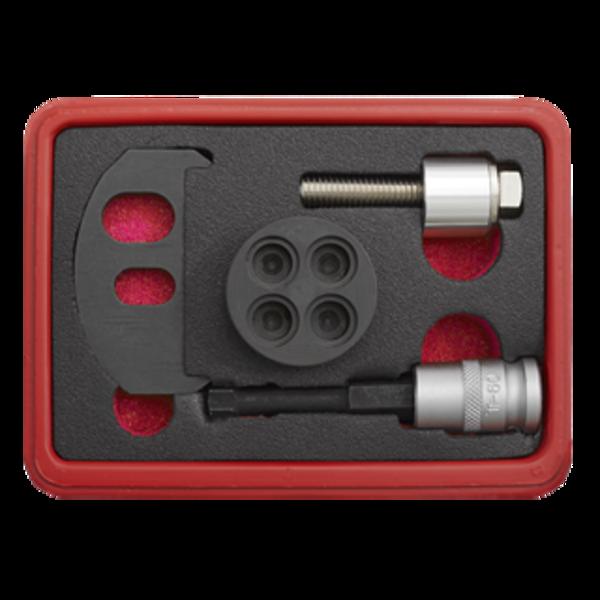 Sealey VSE2398 Crankshaft Turning/Holding Kit BMW Mini  Thumbnail 3