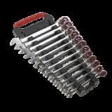 Sealey AK63944 Reversible Ratchet Combination Spanner Set 12pc Metric