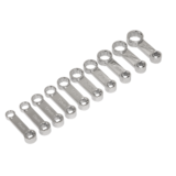 "Sealey AK59895 Torque Adaptor Spanner Set 10pc 3/8""Sq Drive - Metric"