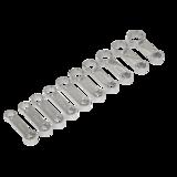 "Sealey AK59895 Torque Adaptor Spanner Set 10pc 3/8""Sq Drive - Metric"