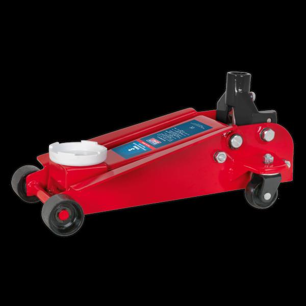 Sealey 3290CXCOMBO Trolley Jack 3tonne Combo Thumbnail 3