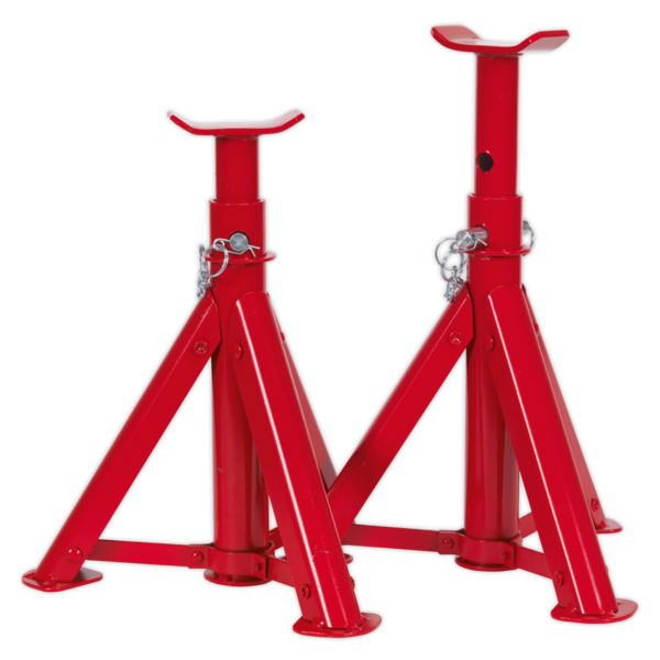 Sealey 1020LEBAGCOMBO Trolley Jack 2tonne - Red and Accessories Bag Thumbnail 4