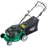 Draper 08400 400mm Self-Propelled Petrol Lawn Mower (135cc/4HP)