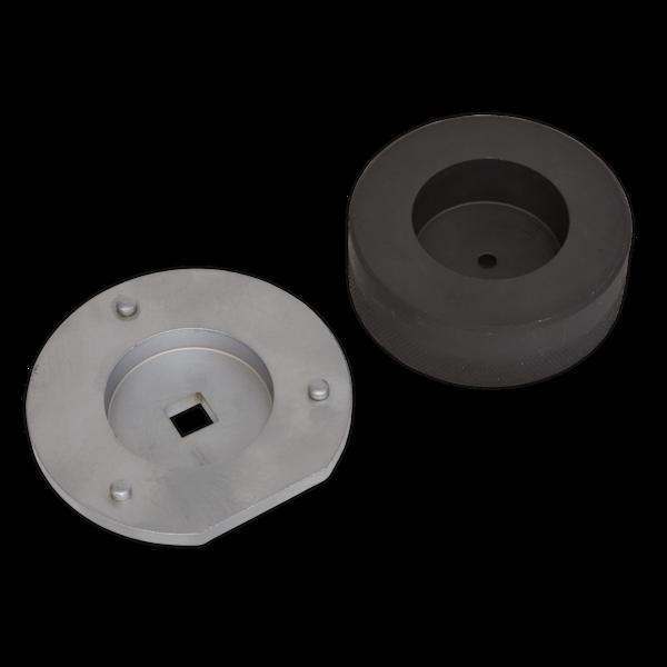 Sealey VSE5862 Crankshaft Front Oil Seal Fitting Tool Ford 2.0D 2.2TDCi 2.4 3.2 Thumbnail 1