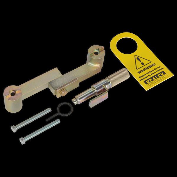 Sealey VS4387 Petrol Engine Timing Tool Kit Ford Volvo 1.6 1.8 2.0 2.3 2.4 2.5  Thumbnail 3
