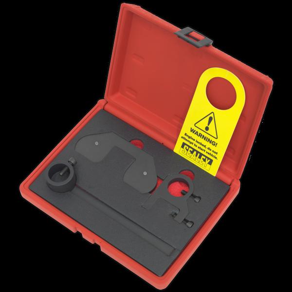 Sealey VSE3029 Diesel Engine Balance Shaft Locking Kit Citroen Ford Jaguar Land Thumbnail 2