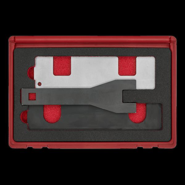 Sealey VSE5067 Petrol Engine Timing Tool Kit Vauxhall/Opel 1.0/1.4 Chain Drive Thumbnail 3