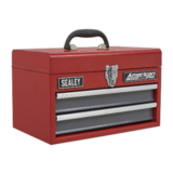 Sealey AP2602BB Toolbox 2 Drawer with Ball Bearing Slides