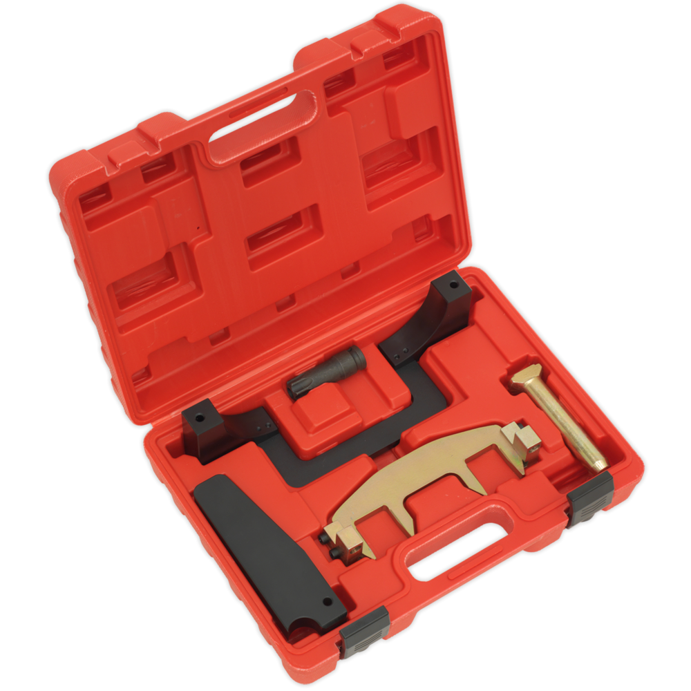 Sealey VSE4816 Petrol Engine Timing Tool Kit - Mercedes 1.6/1.8 - Chain Drive