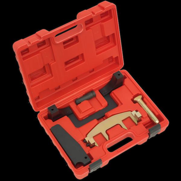 Sealey VSE4816 Petrol Engine Timing Tool Kit - Mercedes 1.6/1.8 - Chain Drive Thumbnail 1