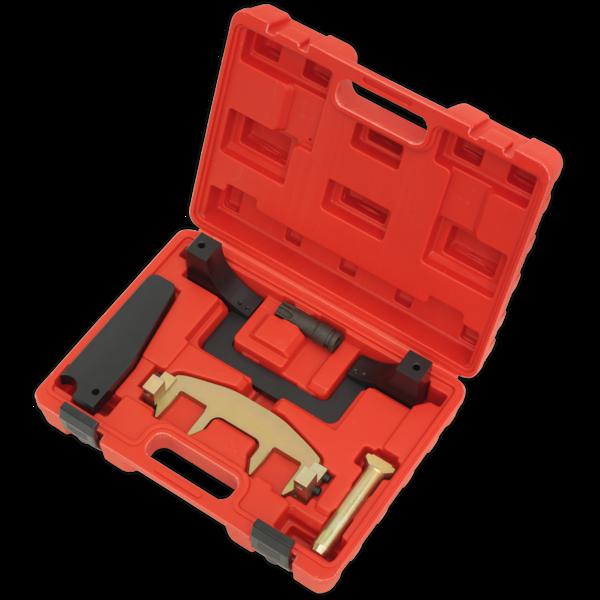 Sealey VSE4816 Petrol Engine Timing Tool Kit - Mercedes 1.6/1.8 - Chain Drive Thumbnail 2