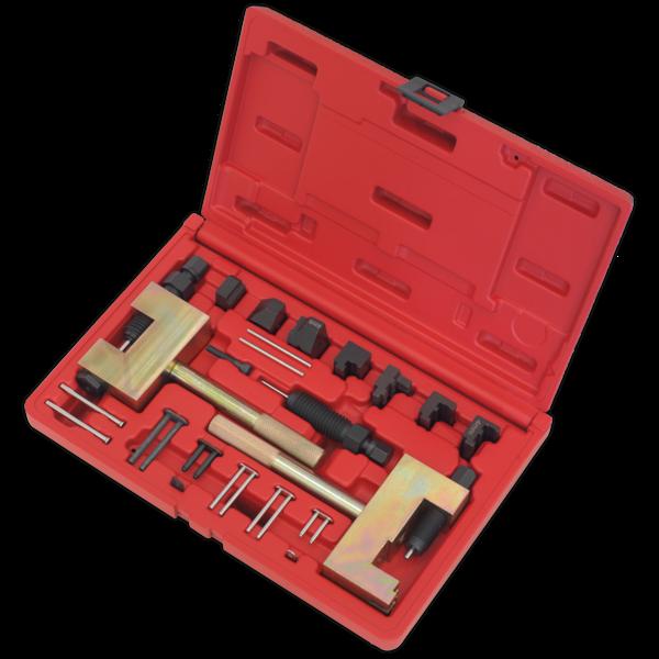 Sealey VSE4802 Timing Chain Tool Kit - Mercedes - Petrol/Diesel Thumbnail 2