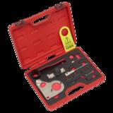 Sealey VSE5086A Diesel Engine Timing Tool Kit Renault Mercedes Nissan GM 1.6 2.0