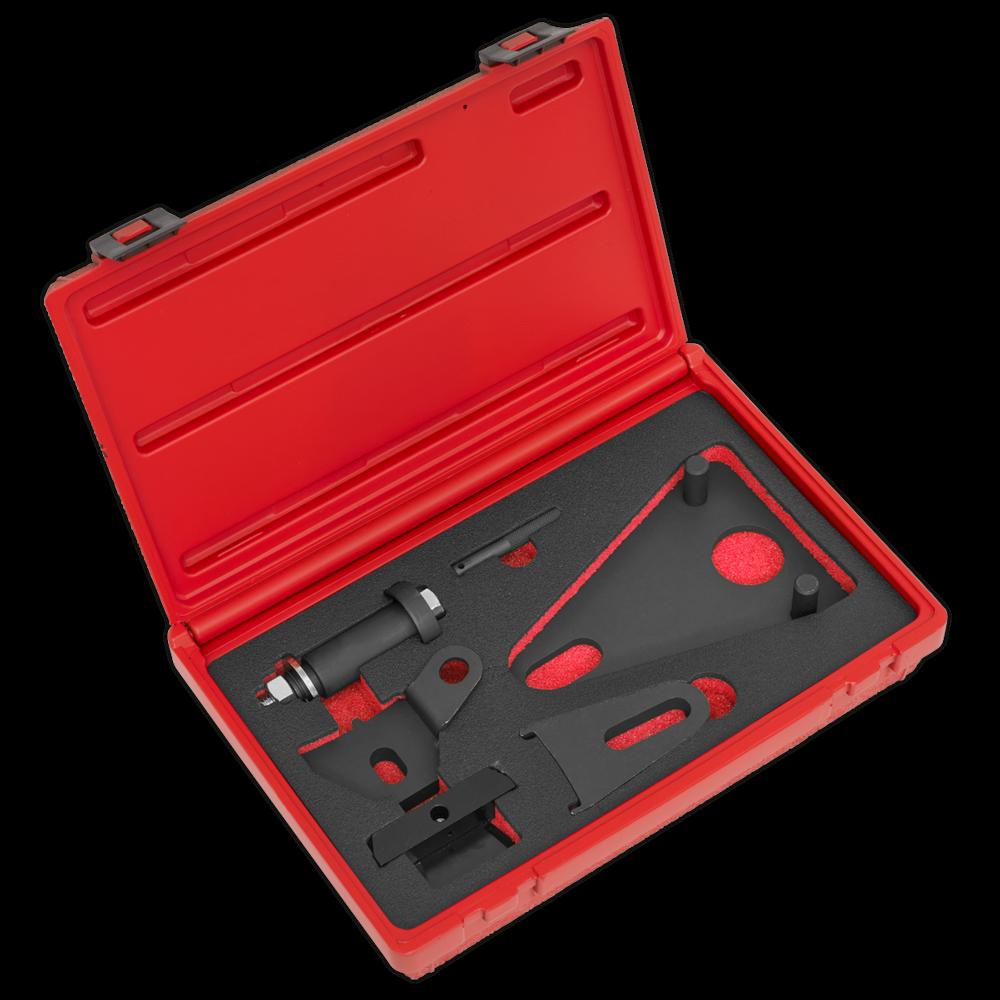 Sealey VSE5032 Front Pulley & Flywheel Locking Tool Set