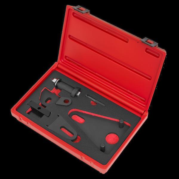 Sealey VSE5032 Front Pulley & Flywheel Locking Tool Set Thumbnail 2