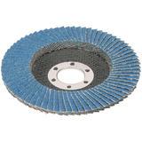 Draper 30850 115mm Zirconium Oxide Flap Disc 80 Grit