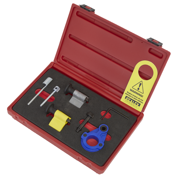 Sealey VSE2092 Diesel Engine Timing Tool Kit 1.2 1.4 1.6 2.0 VAG Ford Mitsubushi Thumbnail 2