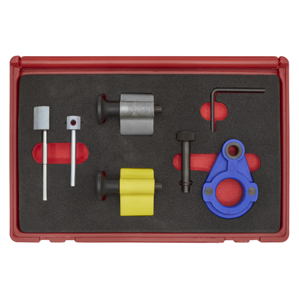 Sealey VSE2092 Diesel Engine Timing Tool Kit 1.2 1.4 1.6 2.0 VAG Ford Mitsubushi Thumbnail 3