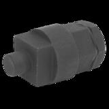 Sealey VSE5058 Crankshaft Turning Socket - VAG