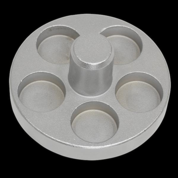 Sealey VSE5026 Petrol Engine Crankshaft Turning Socket VAG 2.5 5-Cylinder Chain Thumbnail 1