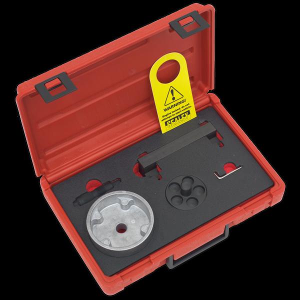 Sealey VSE5025 Petrol Engine Timing Tool Kit - Audi 2.5 TFSi - Chain Drive Thumbnail 1