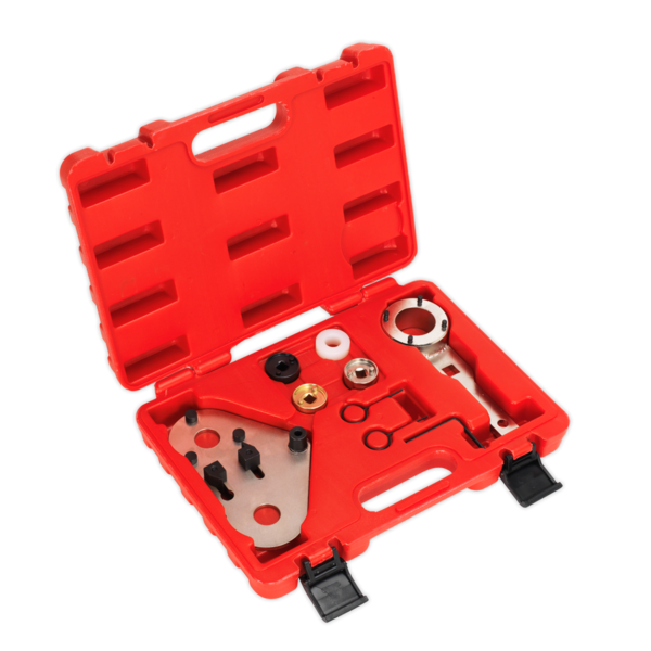 Sealey VSE6236 Petrol Engine Timing Tool Kit - VAG 1.8/2.0 - Chain Drive Thumbnail 1