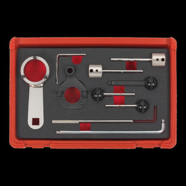 Sealey VSE6281 Diesel Engine Timing Tool Kit - VAG 1.4D, 1.6D, 2.0D Belt Drive Thumbnail 3