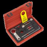 Sealey VSE6281 Diesel Engine Timing Tool Kit - VAG 1.4D, 1.6D, 2.0D Belt Drive