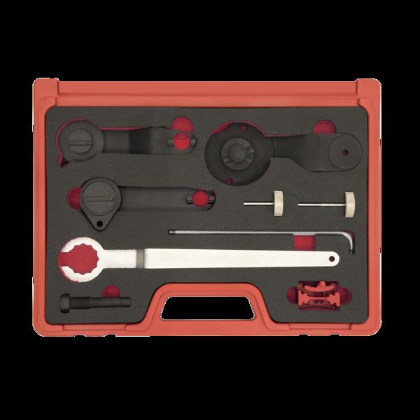 Sealey VSE5760 Petrol Engine Timing Tool Kit - VAG 1.0, 1.2, 1.4 TSi  Belt Drive Thumbnail 3