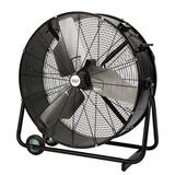 "Draper 99624 36"" HIGH FLOW DRUM FAN"